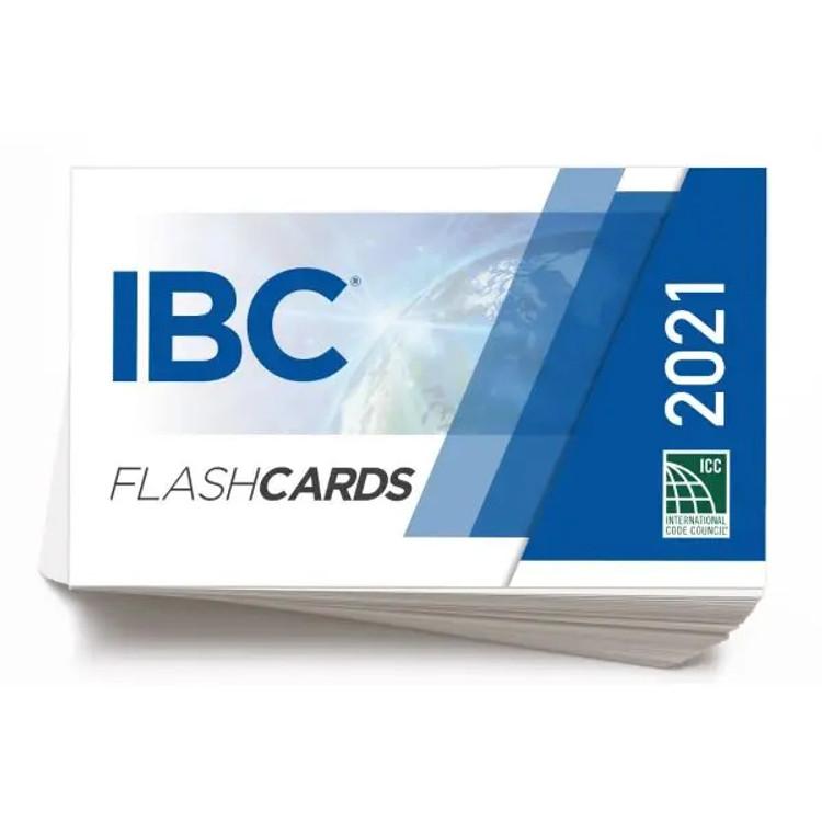 2021 IBC Flash Cards - ISBN#9781955052085