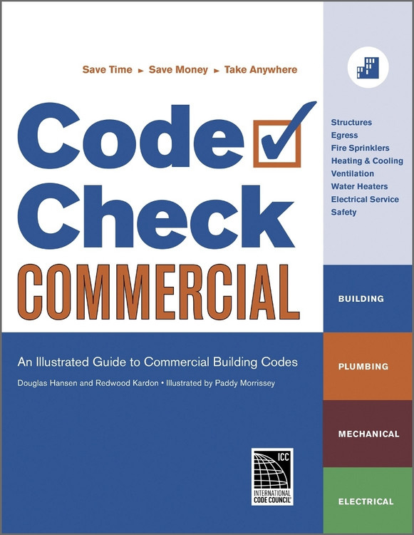 Code Check Commercial - ISBN#9781600850820