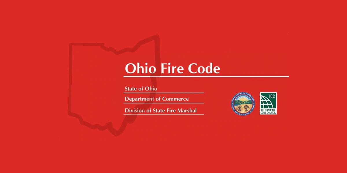 2017 Ohio Fire Code