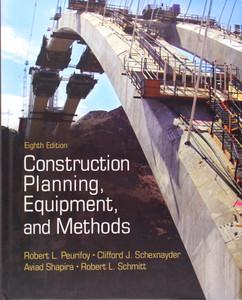 Construction Planning Equipment And Methods Robert
