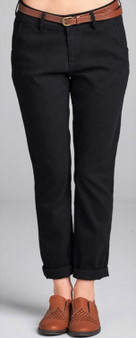 solid Twill Pant