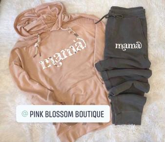 Mama Pullover/ Mama Joggers