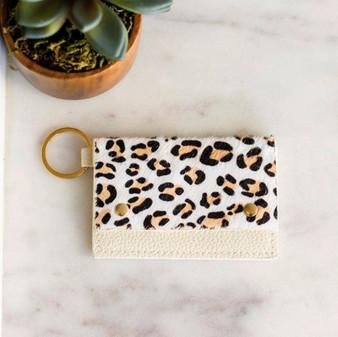 Caila Leather Cardholder