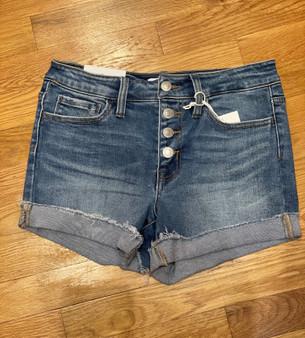 Vervet Mid Rise Shorts