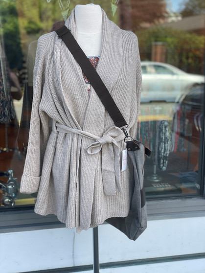 Knit Kimono Sweater