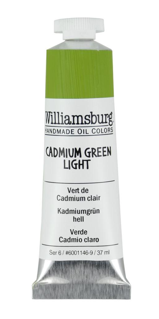 Williamsburg Cadmium Green Light Oil Colour