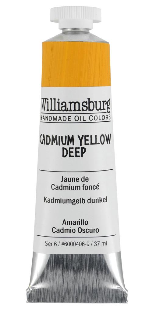 Williamsburg Cadmium Yellow Deep Oil Colour