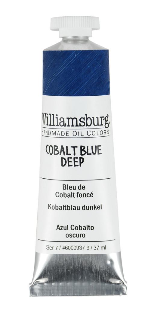 Williamsburg Cobalt Blue Deep Oil Colour