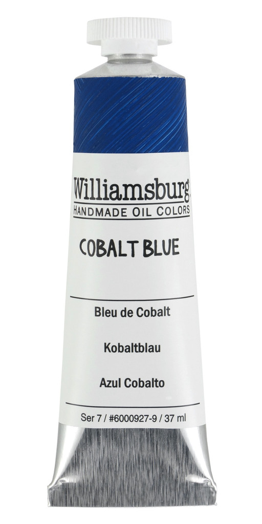 Williamsburg Cobalt Blue Oil Colour