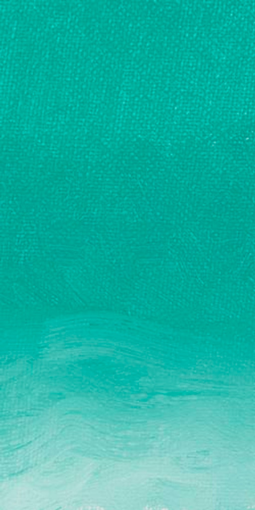 Williamsburg Cobalt Teal Greenish Oil Colour
