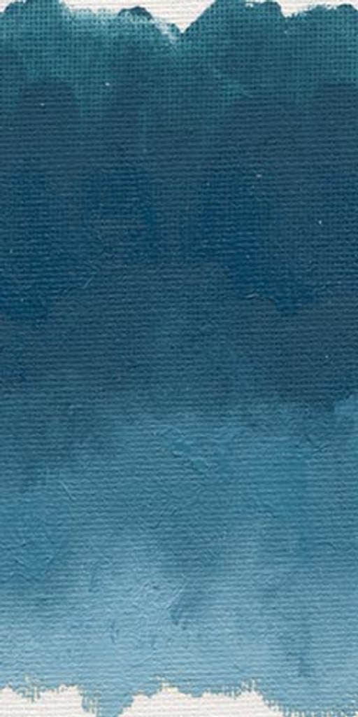 Williamsburg Cobalt Turquoise Greenish Oil Colour