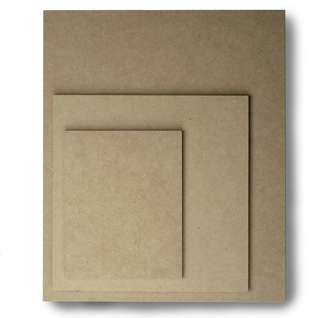 MDF Raw Boards