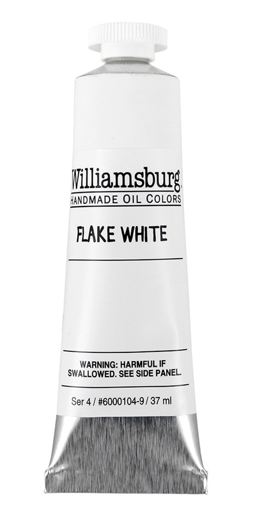 Williamsburg Flake White Oil Colour