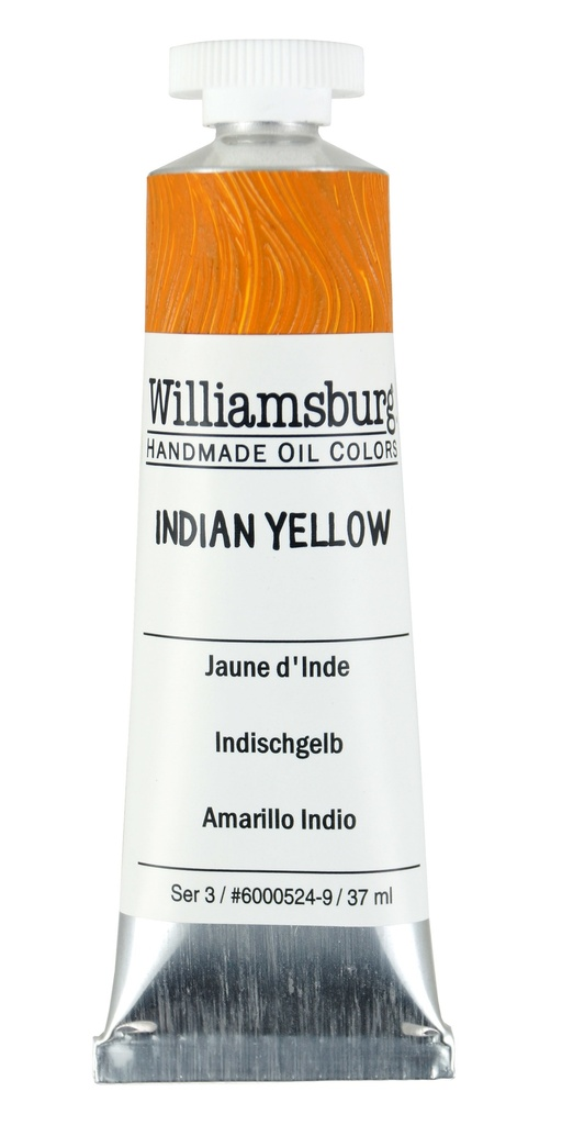 Williamsburg Indian Yellow Oil Colour