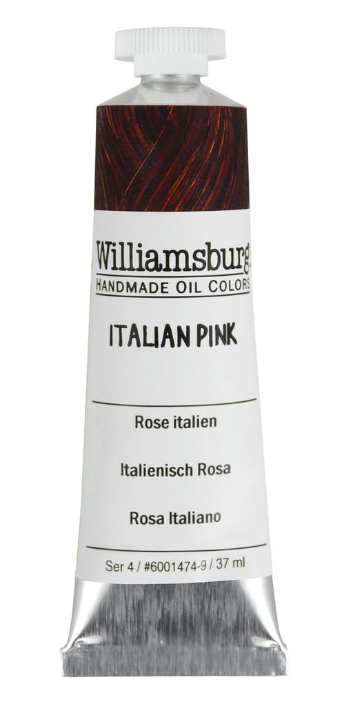 Williamsburg Italian Pink Oil Colour