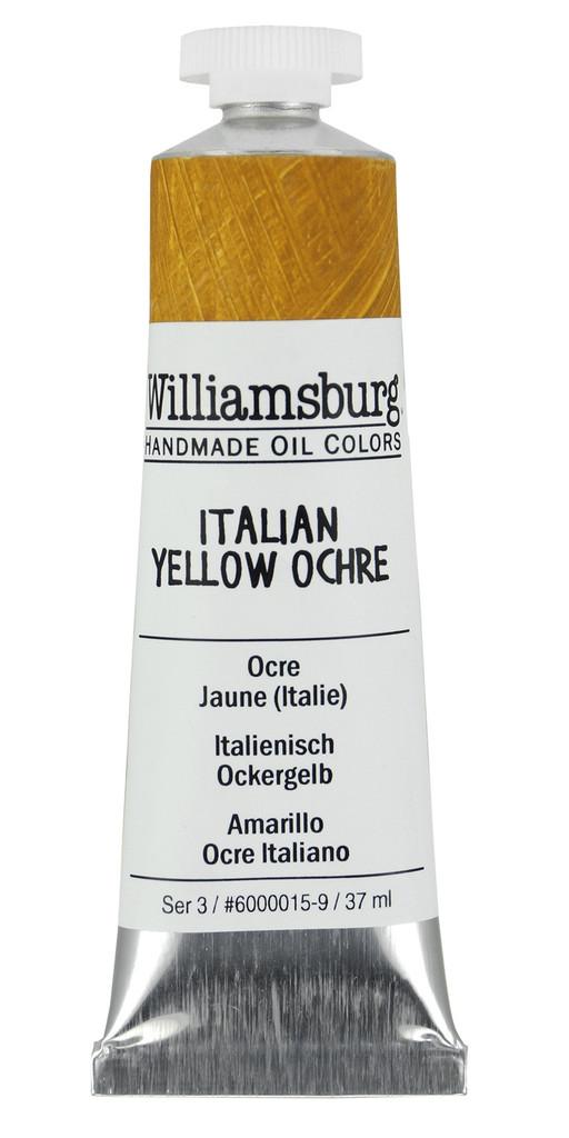 Williamsburg Italian Yellow Ochre Oil Colour