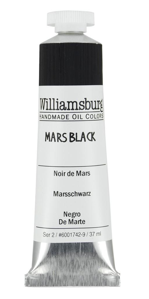 Williamsburg Mars Black Oil Colour