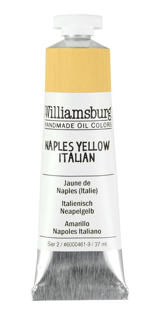 Williamsburg Naples Yellow Italian Oil Colour