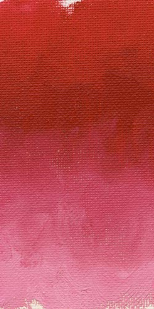 Williamsburg Quinacridone Red Oil Colour