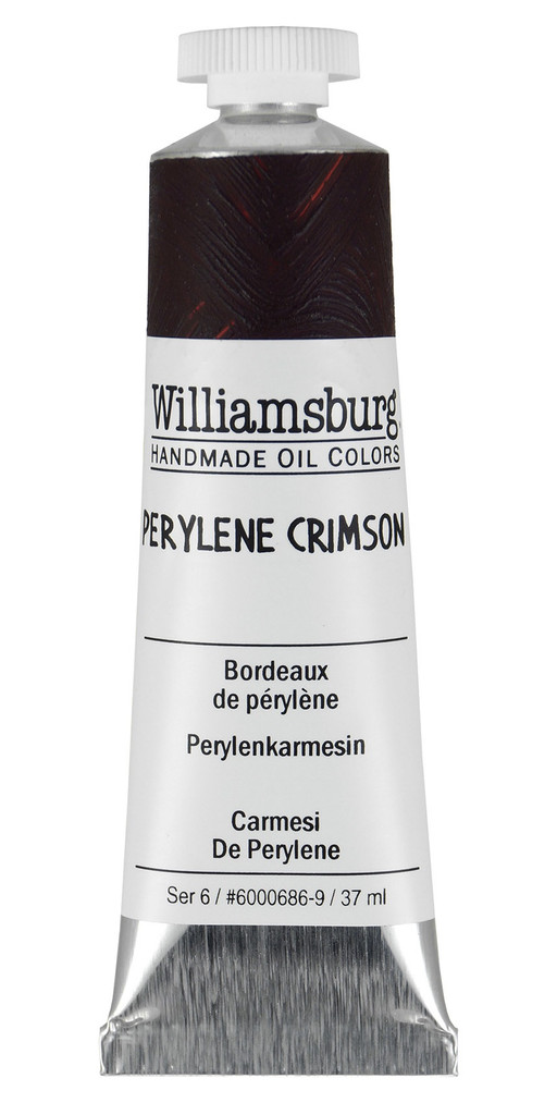 Williamsburg Perylene Crimson Oil Colour