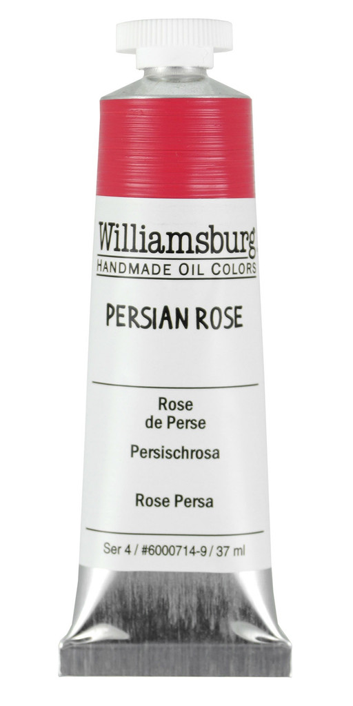 Williamsburg Persian Rose Oil Colour