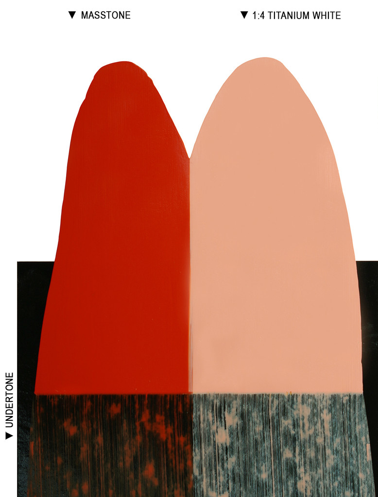 Langridge Azo Orange Oil Colour