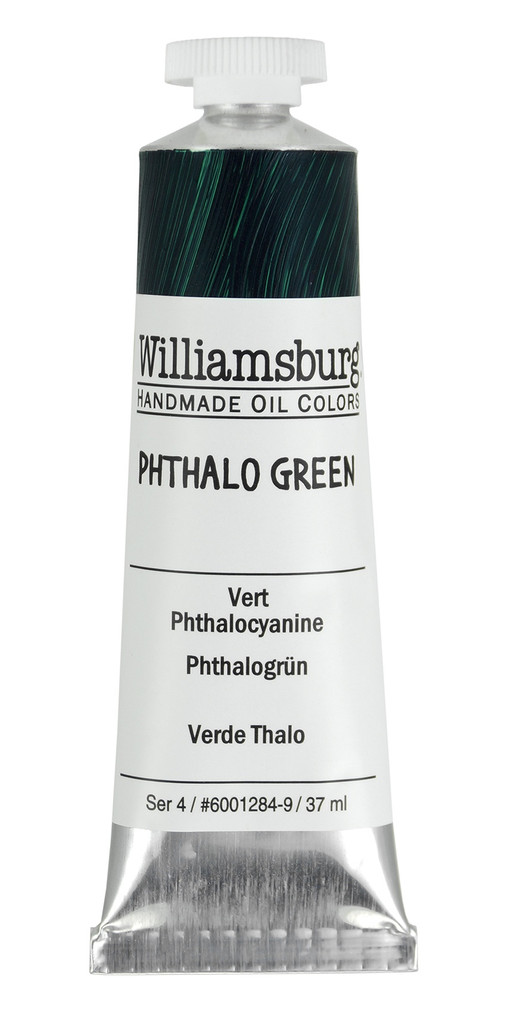 Williamsburg Phthalo Green Oil Colour