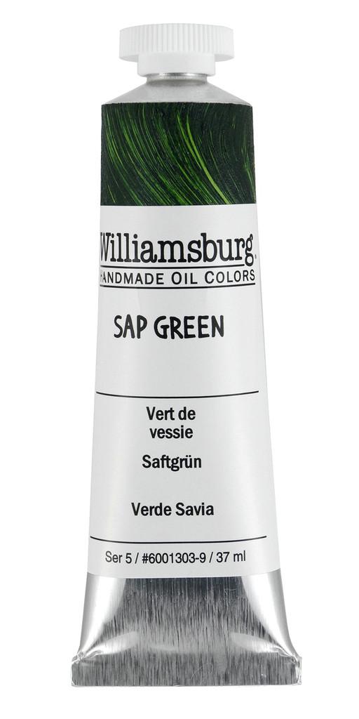 Williamsburg Sap Green Oil Colour