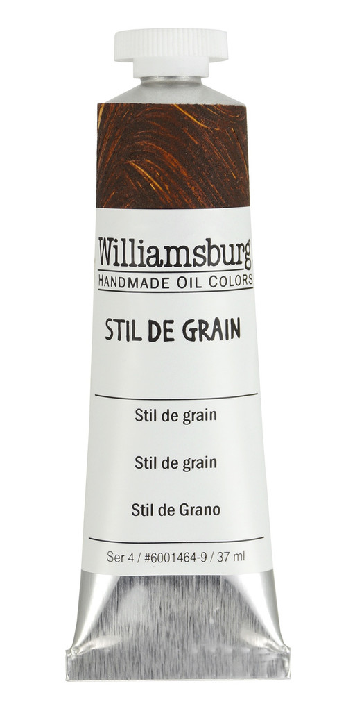 Williamsburg Stil De Grain Oil Colour
