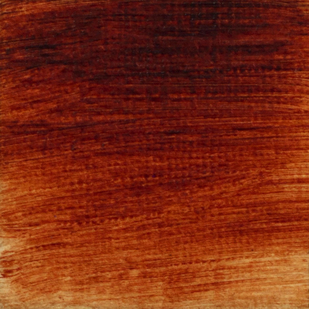 Langridge Transparent Red Oxide Oil Colour