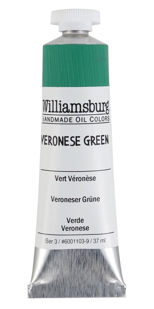 Williamsburg Veronese Green Oil Colour