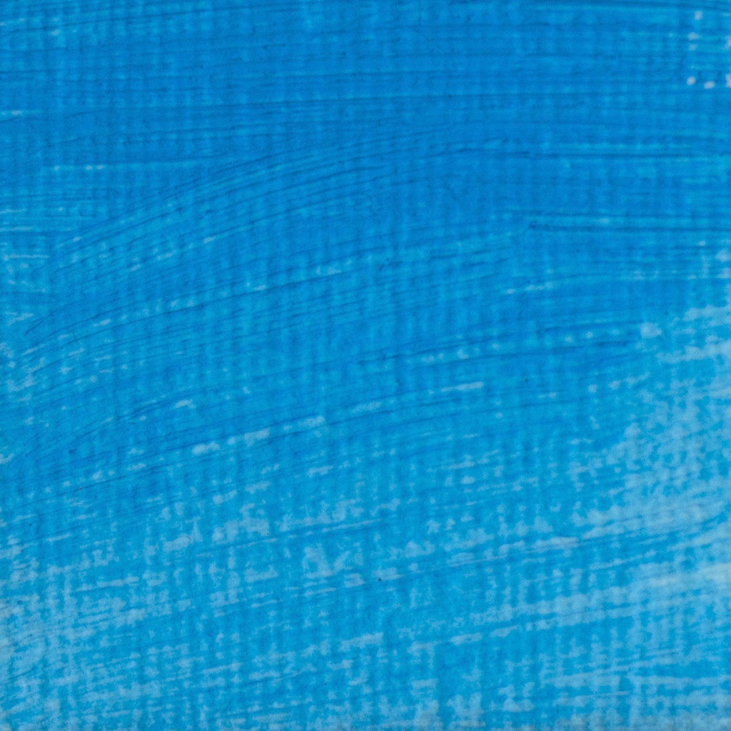 Langridge Brilliant Blue Oil Colour