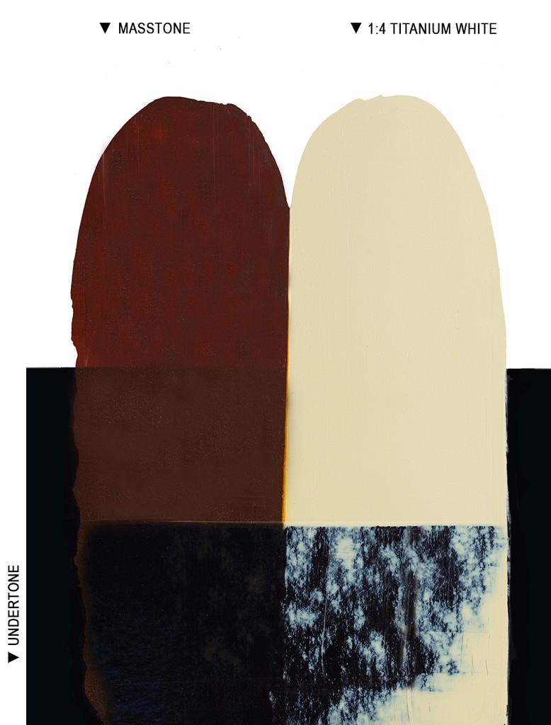 Langridge Transparent Yellow Oxide Oil Colour