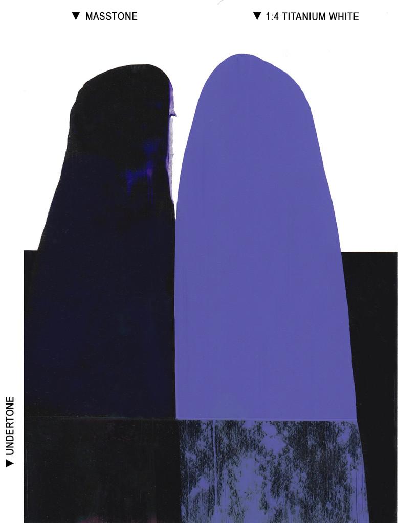 Langridge Dioxazine Violet Oil Colour