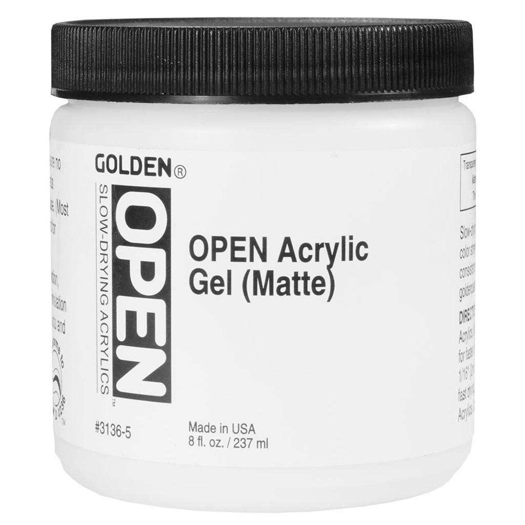 OPEN Acrylic Gel (Matte)