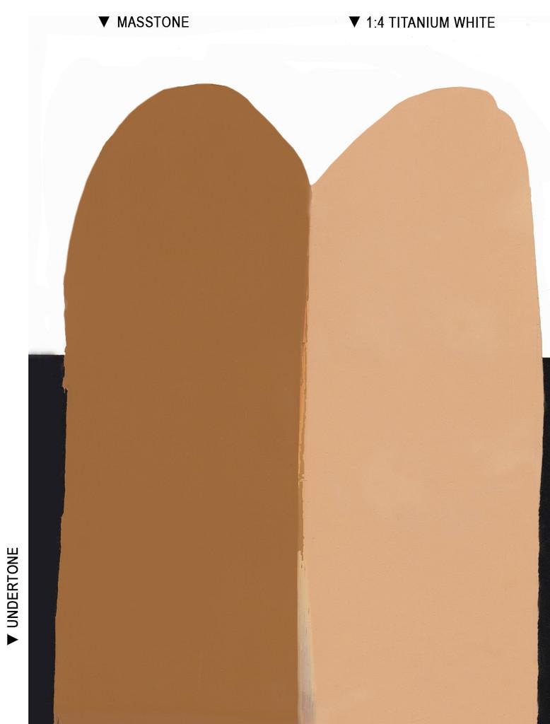 Langridge Yellow Oxide Oil Colour
