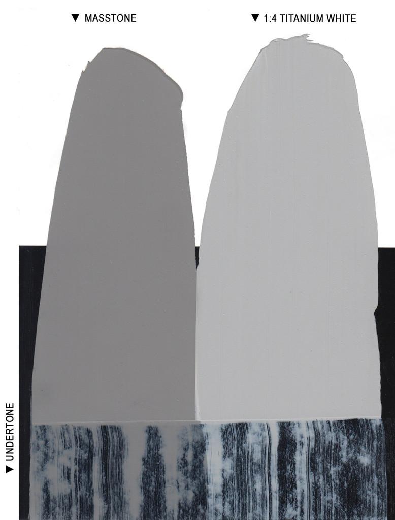 Langridge Titanium Grey Oil Colour