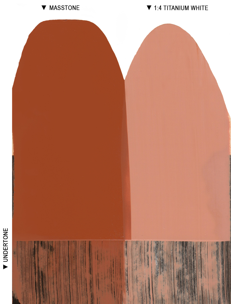 Langridge Mars Orange Oil Colour