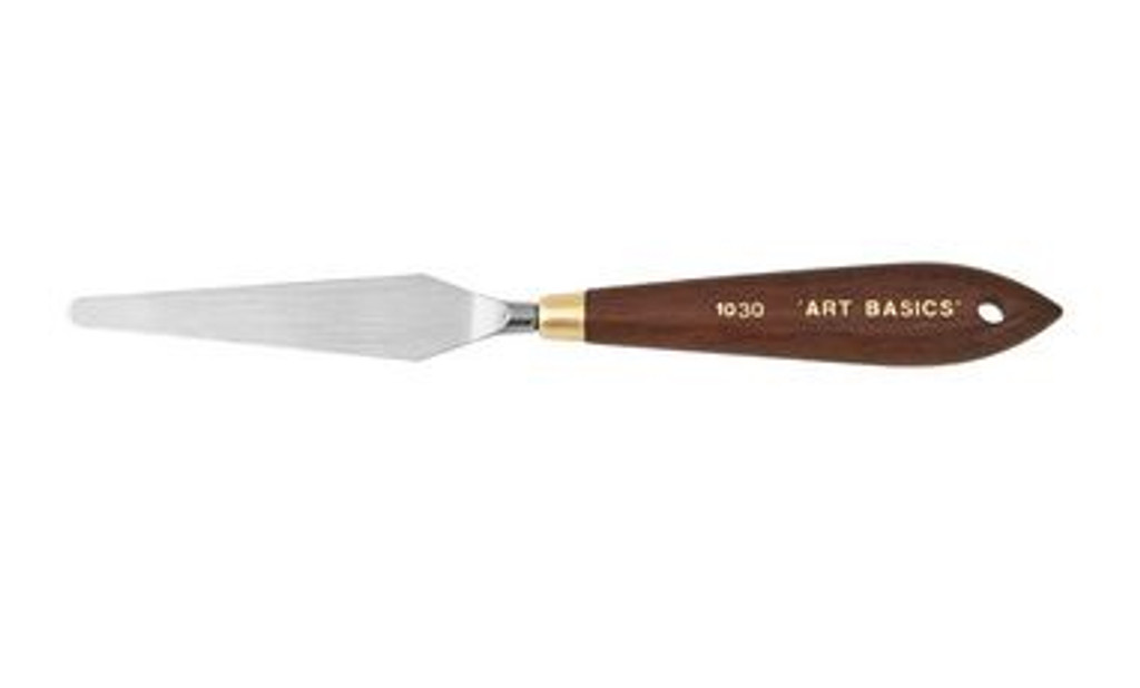 ART BASICS PALETTE KNIFE 1030