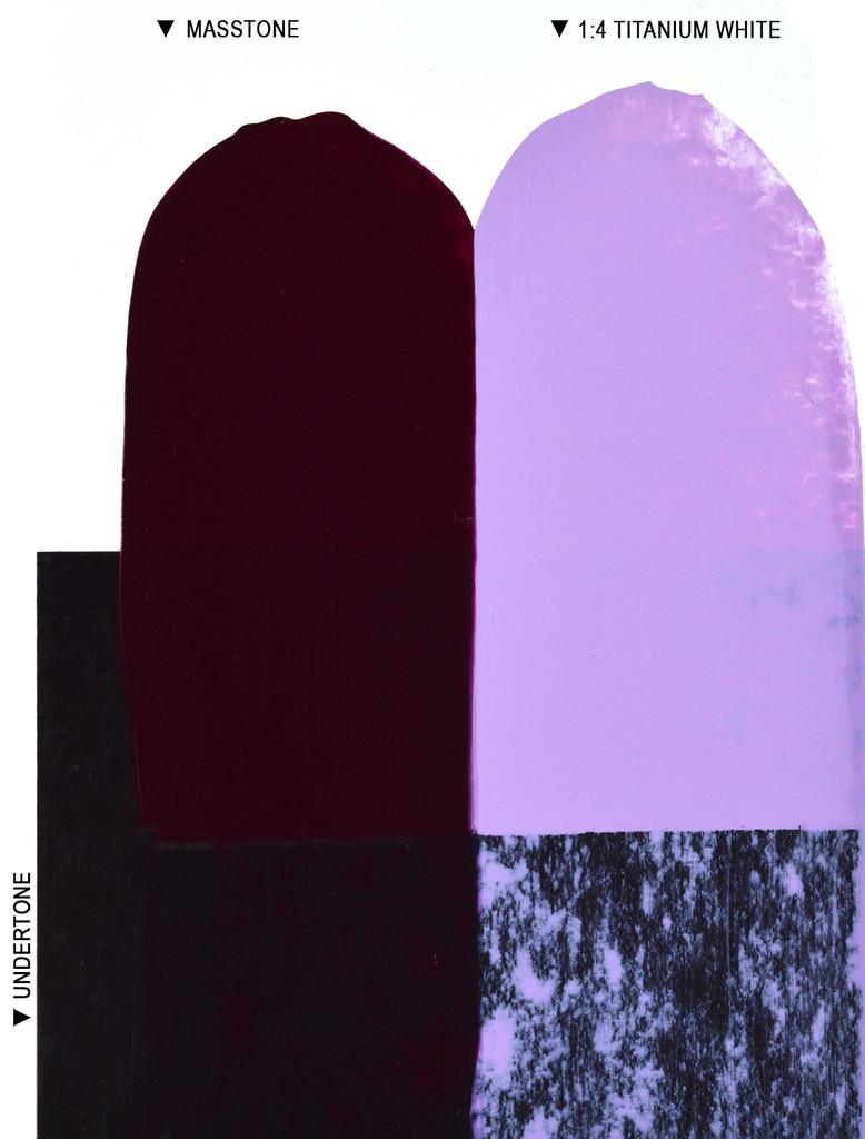 Langridge Quinacridone Violet Oil Colour