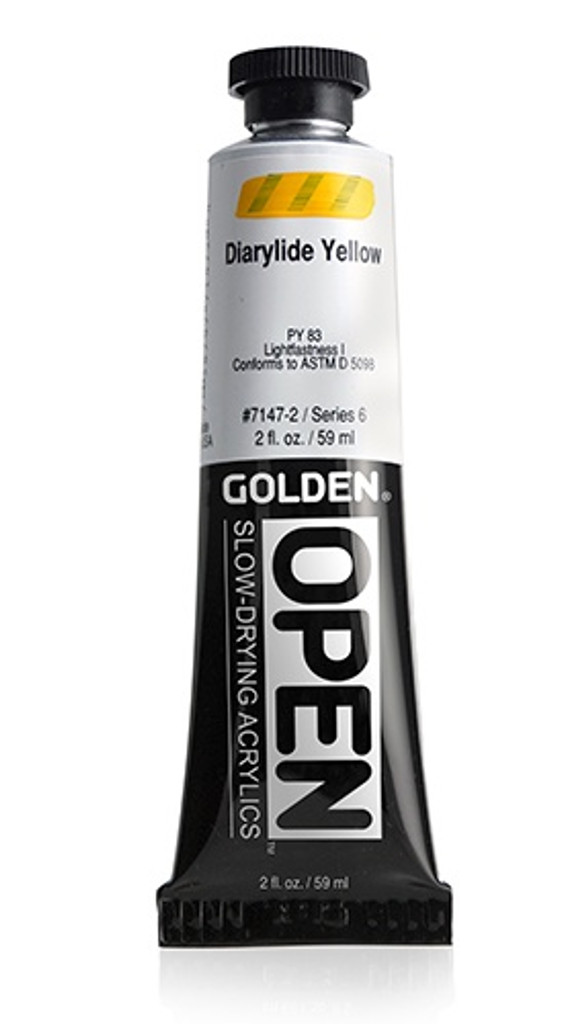 OPEN Diarylide Yellow