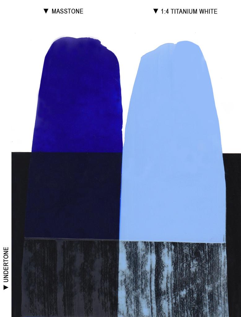 Langridge Ultramarine Blue Oil Colour