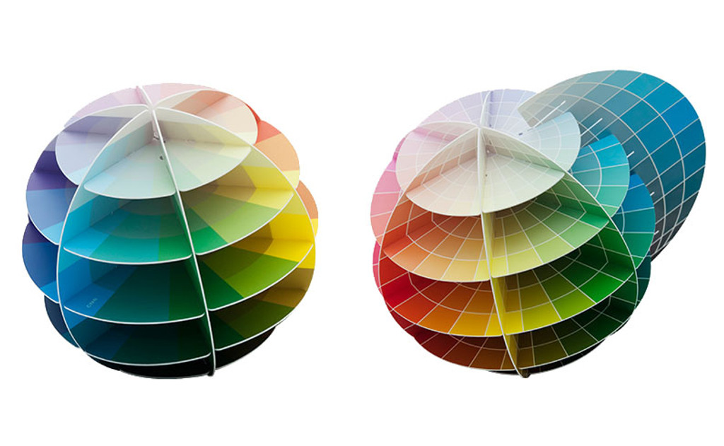 Kolormondo Colour Globe