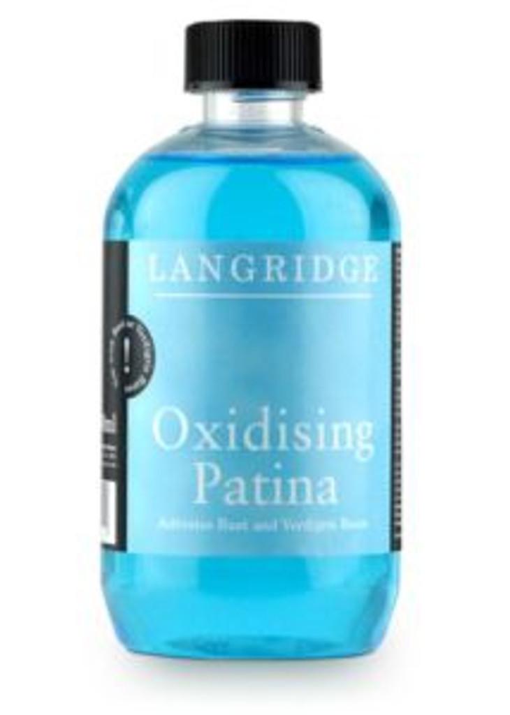 Oxidising Patina