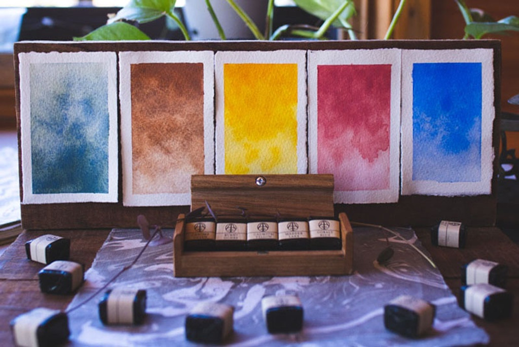 Alchemical Arts Hand Crafted In Melbourne Watercolour Set
