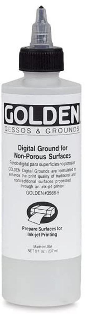 Digital Ground for Non-Porous Surfaces
