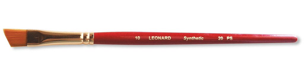 Leonard Synthetic Ruby Chisel 20PS