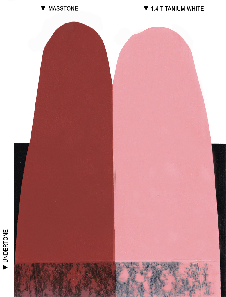Langridge Red Oxide Oil Colour
