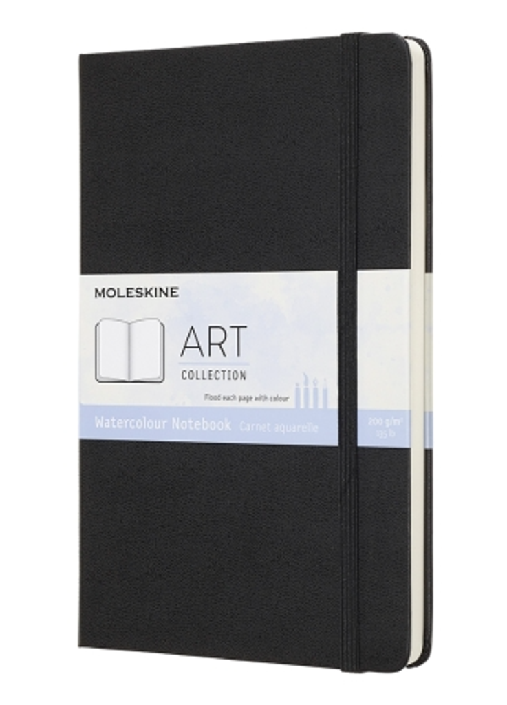 Moleskine Art Watercolour Notebook Pocket Size