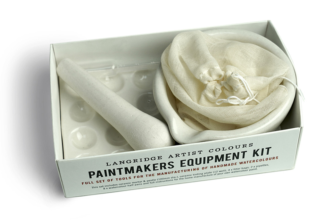 Paintmakers Equipment Kit